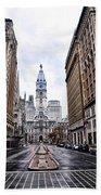 Philadelphia City Hall  Hand Towel