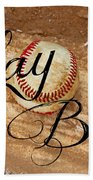 Play Ball Bath Towel