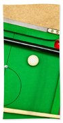 Pool Table Hand Towel