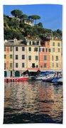 Portofino - Italy Bath Towel