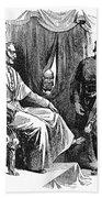 Prince Otto Von Bismarck (1815-1898) Bath Towel