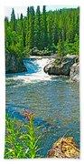 Rancheria Falls-yt Bath Towel