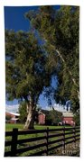 Red Barn Stanford University Bath Towel