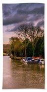 River Medway Bath Towel