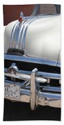 Route 66 - Classic Car Bath Towel