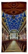 Saint Michael Church Bath Towel
