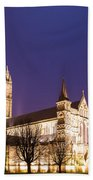 Salisbury Cathedral Bath Towel