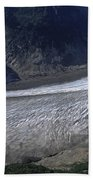 Salmon Glacier Bath Towel