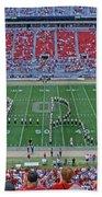 27w115 Script Ohio In Osu Stadium Bath Towel
