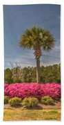 Spring Time In Charleston Bath Towel