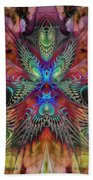 Starburst Bath Towel