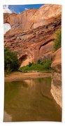 Stevens Arch - Escalante River - Utah Bath Towel