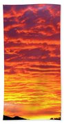 Stunning Sunset Bath Towel
