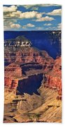 Sunset Grand Canyon Bath Towel