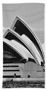 Sydney Opera House Bath Towel