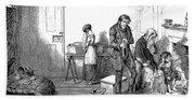 Temperance Movement, 1847 Bath Towel