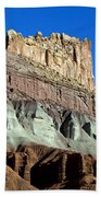 The Castle Capitol Reef National Park Utah Bath Towel
