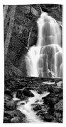 Moss Glen Falls Bath Towel