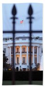 The White House Bath Towel