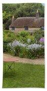 Thomas Hardy's Cottage Bath Towel