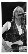 Tom Petty And The Heartbreakers Bath Towel