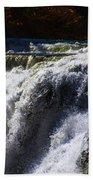 top of the Falls Bath Towel