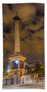 Trafalgar Square Bath Towel
