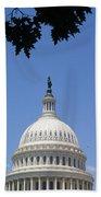 U.s. Capitol Bath Towel