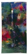 Valley Of The Waterfalls Hand Towel
