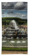 Versailles Fountain Bath Towel