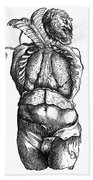 Vesalius: Thoracic Cavity Bath Towel