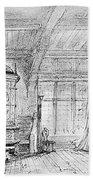 Weber Der Freischutz, 1821 Bath Towel