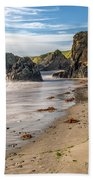 Welsh Coast Bath Towel