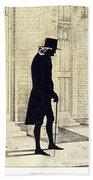 William White (1748-1836) Bath Towel