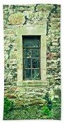 Window Hand Towel by Tom Gowanlock