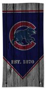 Chicago Cubs Bath Towel