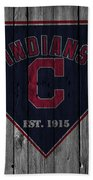 Cleveland Indians Bath Towel