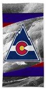 Colorado Rockies Bath Towel