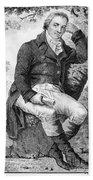 Edward Jenner (1749-1823) Bath Towel