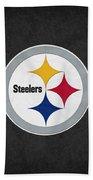 Pittsburgh Steelers Bath Towel