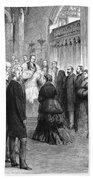 Queen Victoria (1819-1901) Bath Towel