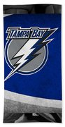Tampa Bay Lightning Bath Towel