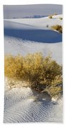 White Sands Bath Towel