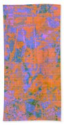 1061 Abstract Thought Bath Towel