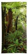 Forest Trail Bath Towel