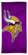 Minnesota Vikings Bath Towel