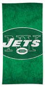 New York Jets Bath Towel