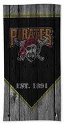 Pittsburgh Pirates Bath Towel