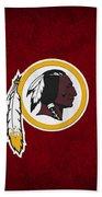 Washington Redskins Bath Towel
