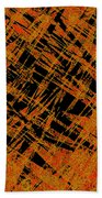 1126 Abstract Thought Bath Towel